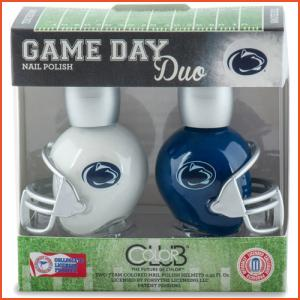 Color Club Game Day Duo - Penn State (Brands > Nails > Sale > Nail Polish > Nail Kits > Nails > Color Club > View All > Sports)
