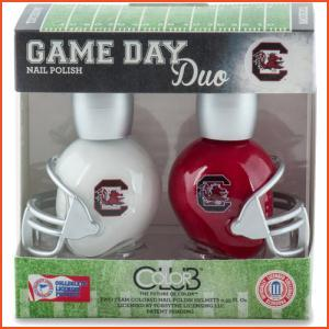 Color Club Game Day Duo - South Carolina (Brands > Nails > Sale > Nail Polish > Nail Kits > Nails > Color Club > View All > Sports)