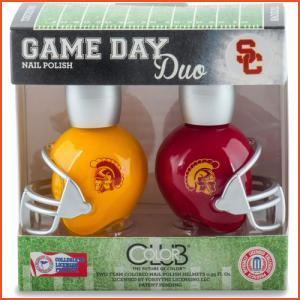 Color Club Game Day Duo - Southern California (Brands > Nails > Sale > Nail Polish > Nail Kits > Nails > Color Club > View All > Sports)