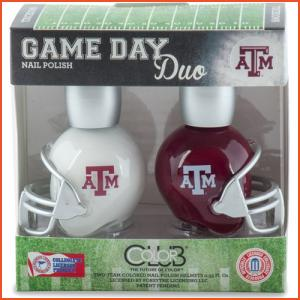 Color Club Game Day Duo - Texas A&M (Brands > Nails > Sale > Nail Polish > Nail Kits > Nails > Color Club > View All > Sports)