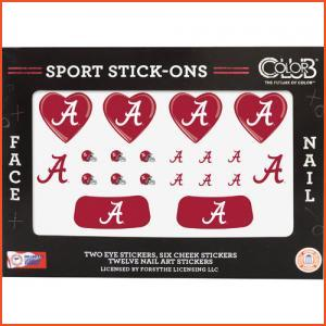 Color Club Sport Stick-Ons - Alabama (Brands > Nails > Sale > Nail Art & Effects > Nails > Color Club > View All > Sports)