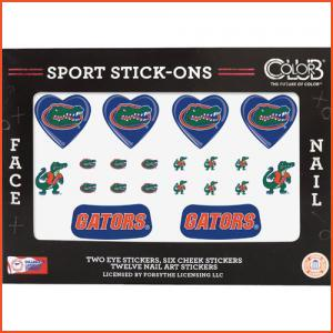 Color Club Sport Stick-Ons - Florida (Brands > Nails > Sale > Nail Art & Effects > Nails > Color Club > View All > Sports)
