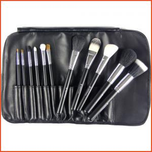 Crown Brush 11 Piece Studio Pro Brush Set (Brands > Makeup > Tools > Crown Brush > View All > Brushes)