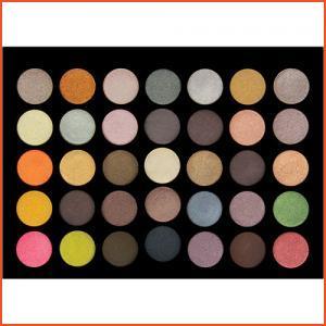 Crown Brush 35 Color Metal Eyeshadow Palette