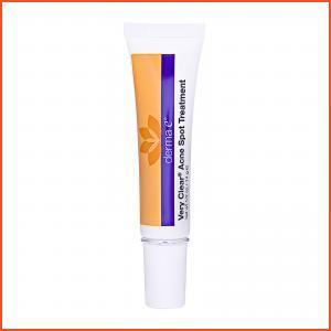 Derma e Very Clear Acne Spot Treatment (For Oily Skin) 0.5oz, 14g