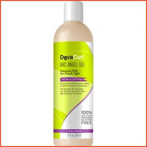 DevaCurl Arc Angel Gel Maximum Hold No-Crunch Styler - 12 Oz (Brands > Hair > DevaCurl > Hairspray and Styling > View All > Style & Shape > Curly Hair Essentials)