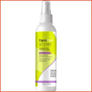 DevaCurl Set It Free Moisture Lock - 6 Oz (Brands > Hair > DevaCurl > Hairspray and Styling > View All > Style & Shape > Curly Hair Essentials)