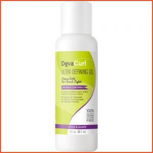DevaCurl Ultra Defining Gel - 3 Oz (Brands > Hair > DevaCurl > Hairspray and Styling > View All > Style & Shape > Travel Size > Hair)
