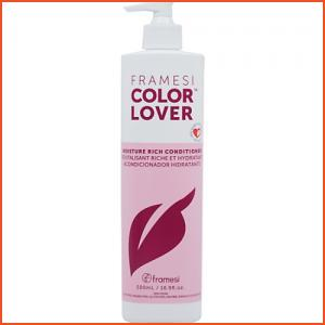 "Framesi Color Lover Moisture Rich Conditioner-16.9 Oz. (Brands > Hair > Conditioner > Framesi > View All > FRAMESI COLOR LOVERâ""¢ > Shampoo & Conditioner > Extend Your Hair Color)"