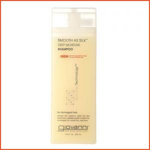 Giovanni  Smooth As Silk Deep Moisture Shampoo (For Damaged Hair) 8,5oz, 250ml