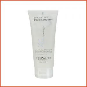 Giovanni Eco Chic Hair Care Straight Fast Straightening Elixir 6.8oz, 200ml