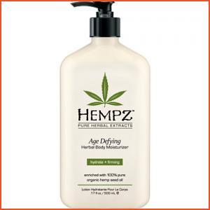 Hempz Age Defying Herbal Body Moisturizer - 17oz