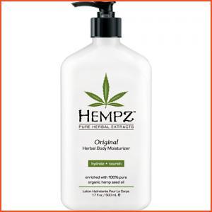 Hempz Original Herbal Body Moisturizer - 17oz