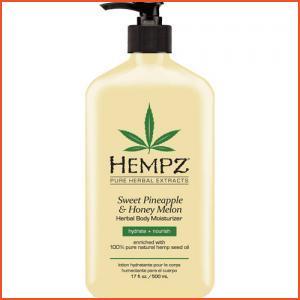 Hempz Sweet Pineapple & Honey Melon Herbal Body Moisturizer - 17 oz