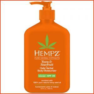 Hempz Yuzu & Starfruit Daily Herbal Body Moisturizer SPF 30 - 8.5 oz