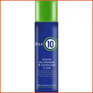 It's A 10 Miracle Dry Shampoo & Conditioner (Brands > Hair > Conditioner > Pre-Styling > It's a 10 > View All > Cleanse > Condition > Cleanse > Condition > Dry Shampoo > Condition, Moisturize and Maintain Natural Oils)