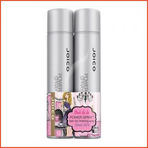 Joico Power Spray Fast-Dry Finishing Spray Ooh La La Duo (Brands > Hair > Hairspray and Styling > Joico > View All > Power Series)