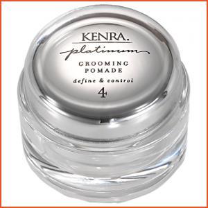 Kenra Professional Platinum Grooming Pomade 4 (Brands > Hair > Import > Kenra Professional > Hairspray and Styling > Kenra Platinum > View All > Kenra Platinum > Select Kenra Professional BOGO 50% OFF > Travel Size > Hair)