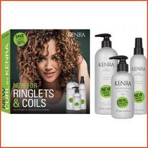 Kenra Professional Ringlets & Coils Curl Trio (Brands > Hair > Conditioner > Kenra Professional > Hairspray and Styling > Kenra Professional > View All > Curl)