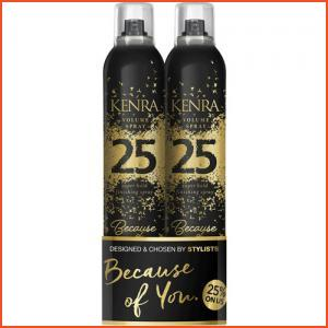 Kenra Professional Volume Spray 25 Limited Edition Duo (Brands > Hair > Kenra Professional > Hairspray and Styling > Kenra Professional > View All > Sale > Volume)