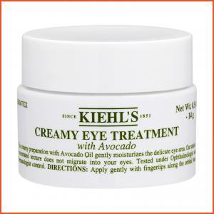 Kiehl's  Creamy Eye Treatment with Avocado 0.5oz, 14g