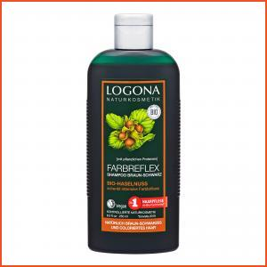 LOGONA  Hazelnut Color Care Shampoo (For Brown to Black Hair) 8.5oz, 250ml