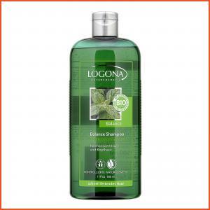 LOGONA  Lemon Balm Balance Shampoo (For Oily Hair & Scalp) 17oz, 500ml