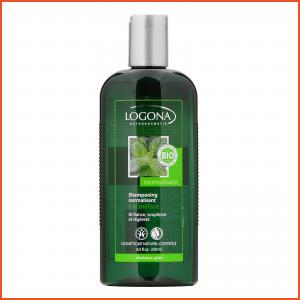 LOGONA  Lemon Balm Balance Shampoo (For Oily Hair & Scalp) 8.5oz, 250ml