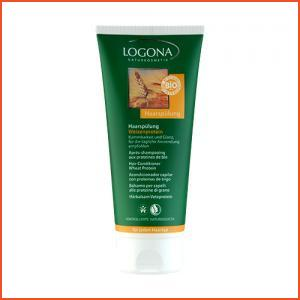 LOGONA  Wheat Protein Hair Conditioner 6.8oz, 200ml