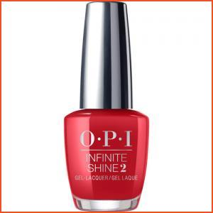 OPI Infinite Shine Big Apple Red (Brands > Nails > Nail Polish > OPI > View All > Lacquers > Infinite Shine Gel Effects Lacquer System)