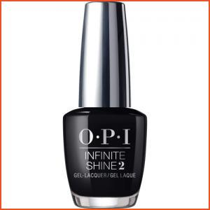 OPI Infinite Shine Black Onyx (Brands > Nails > Nail Polish > OPI > View All > Lacquers > Infinite Shine Gel Effects Lacquer System)