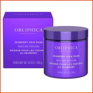 Obliphica Professional Seaberry Hair Mask Medium to Coarse - 16.9 oz