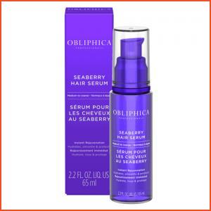Obliphica Professional Seaberry Hair Serum Medium to Coarse - 2.2 oz