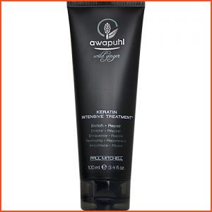 Paul Mitchell Awapuhi Wild Ginger Keratin Intensive Treatment-3.4 oz.