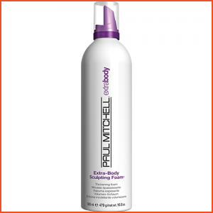 Paul Mitchell Extra Body Sculpting Foam - 16.9 Oz (Brands > Hair > Pre-Styling > Import > Paul Mitchell > View All > Paul Mitchell)