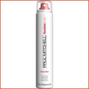Paul Mitchell Spray Wax - 2.8 Oz (Brands > Hair > Import > Paul Mitchell > Hairspray and Styling > View All > Paul Mitchell >  > Travel Size > Hair)