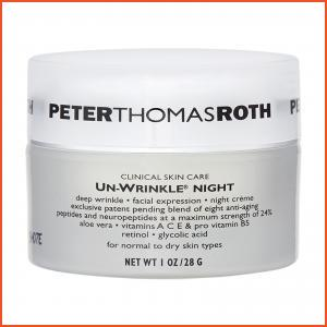 Peter Thomas Roth Un-Wrinkle  Night (For Normal to Dry Skin Types) 1oz, 28g