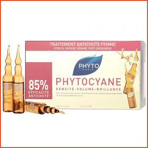 Phyto Phytocyane Densifying Treatment Serum 12 x 0.25oz, 12 x 7.5ml