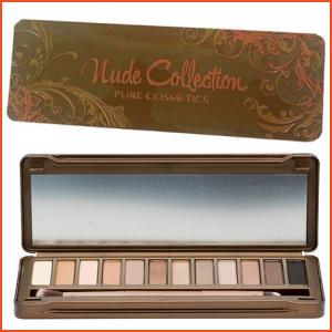 Pure Cosmetics by The Lano Company Nude Collection Eyeshadow Palette