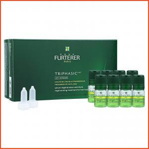 RENE FURTERER Triphasic VHT Regenerating Treatment For Hair Loss 5.5ml x 8amps