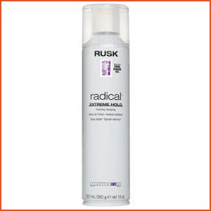 Rusk Designer Collection Radical Extreme Hold Finishing Hairspray
