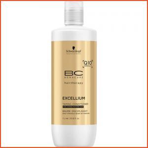 Schwarzkopf Professional BC Bonacure Excellium Taming Conditioner - 33.8 Oz (Brands > Hair > Conditioner > Schwarzkopf Professional > View All > BC Bonacure)