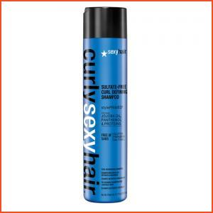 Sexy Hair Curly Sexy Hair Sulfate-Free Curl Defining Shampoo-10.1 oz.