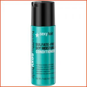 Sexy Hair Healthy Sexy Hair Sulfate-Free Soy Moisturizing Conditioner - 1.7 Oz (Brands > Hair > Conditioner > Sexy Hair > View All > Healthy Sexy Hair > Haircare > Stocking Stuffers)