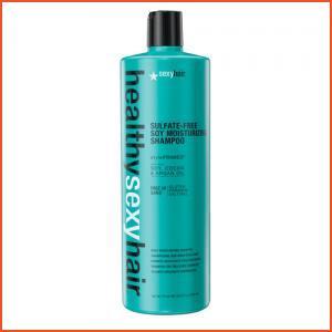 Sexy Hair Healthy Sexy Hair Sulfate-Free Soy Moisturizing Shampoo-33.8 oz.