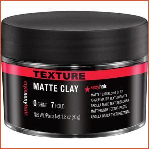 Sexy Hair Style Sexy Hair Matte Texturizing Clay