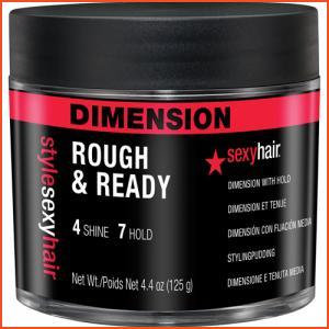 Sexy Hair Style Sexy Hair Rough & Ready Dimension with Hold