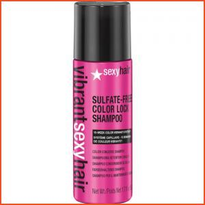 Sexy Hair Vibrant Sexy Hair Sulfate-Free Color Lock Shampoo - 1.7 oz