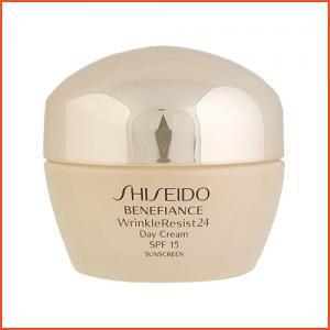 Shiseido Benefiance WrinkleResist24 Day Cream SPF 15 PA++ 1.8oz, 50ml