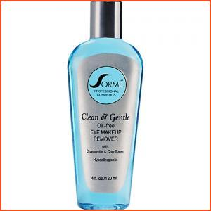 Sorme Clean & Gentle Oil-Free Eye Makeup Remover
